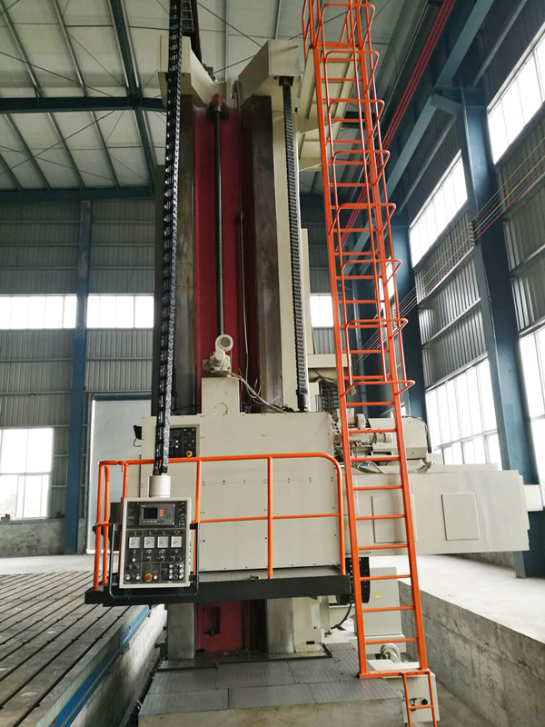 Whole sturcture processing machine